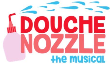 Douchenozzle logo